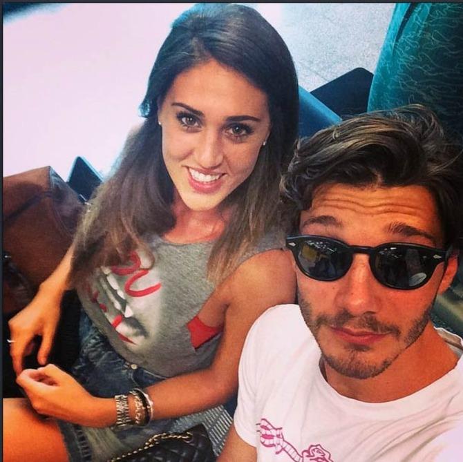 Cecilia Rodriguez e Stefano Di Martino