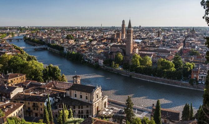 Verona: 21 chilometri in nome dell'Amore