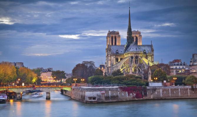 I luoghi più romantici della Francia