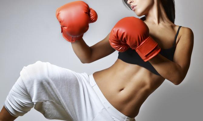Kickboxing, lo sport che dà un calcio alla pigrizia