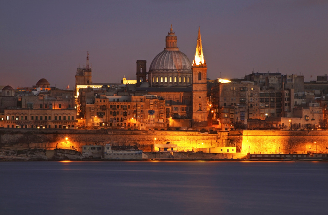 Malta 316 km2