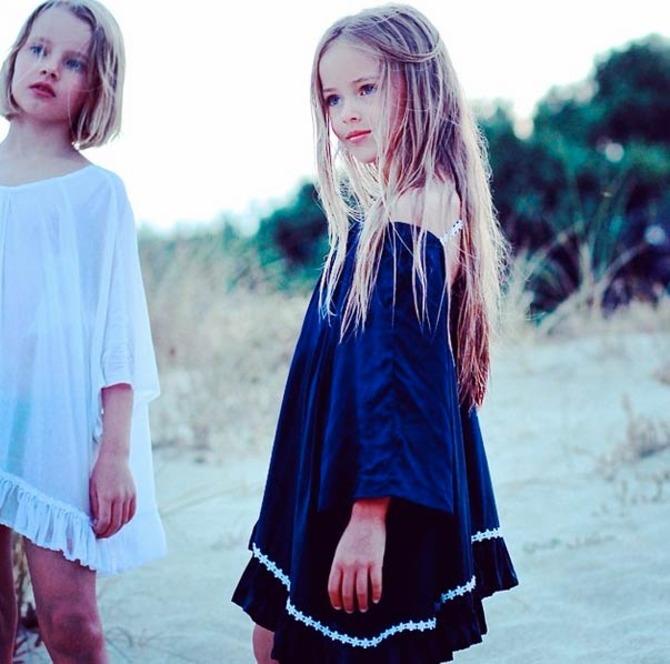 Kristina Pimenova per Marina Grimani Clothes