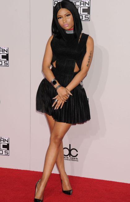 Nicki Minaj nail art da star