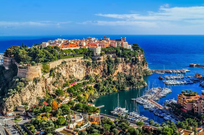 Principato di Monaco 1.95 km2