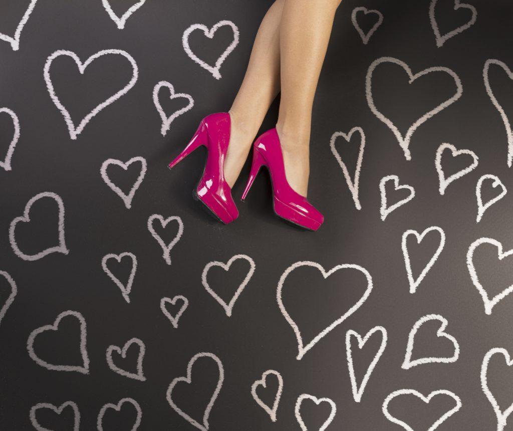 Scarpe, questione d'amore