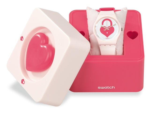 Swatch Speciale San Valentino 2015