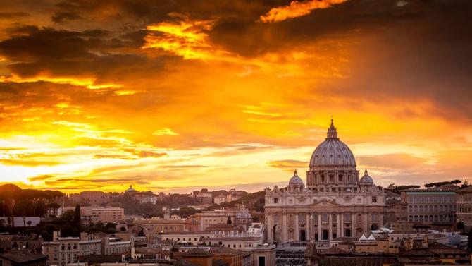 Città del Vaticano 0.44 km2