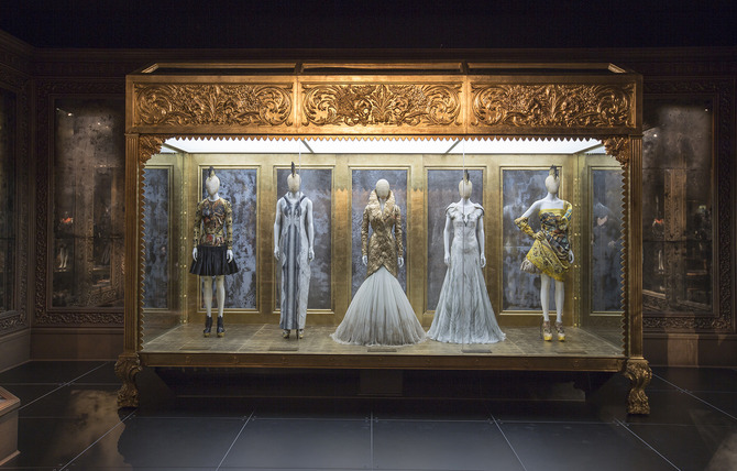 Alexander McQueen: The Savage Beauty