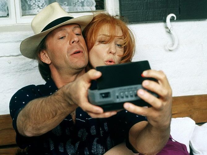Con Cate Blanchett in Bandits (2001)