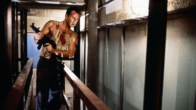 La canottiera di Die Hard