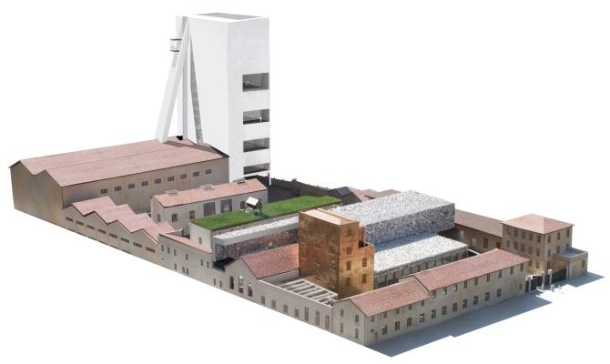 Nuova casa per la Fondazione Prada