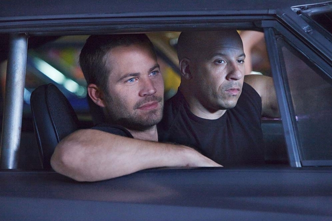 Paul Walker amico fraterno
