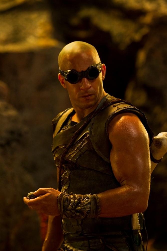 Riddick, eroe spaziale