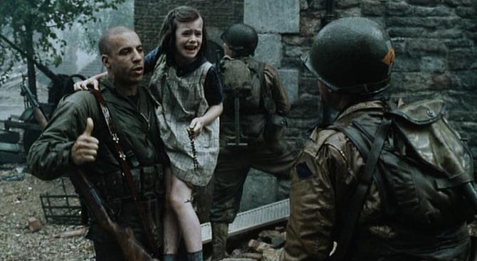 Il primo lavoro ufficiale: Salvate il soldato Ryan (1998)
