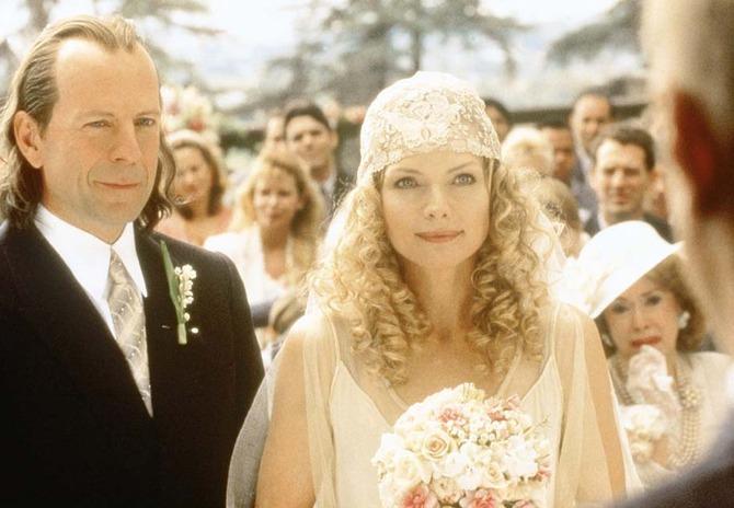 Il matrimonio con Michelle Pfeiffer