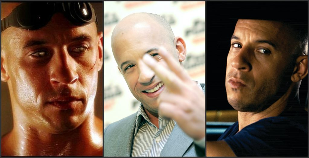 Oltre Fast and Furious: Vin Diesel padre di famiglia