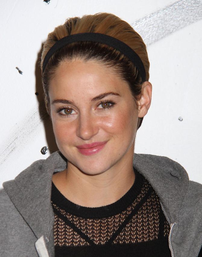 Shailene Woodley, 24 anni