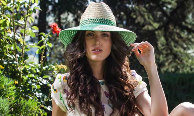Ferruccio Vecchi, l'arte del cappello