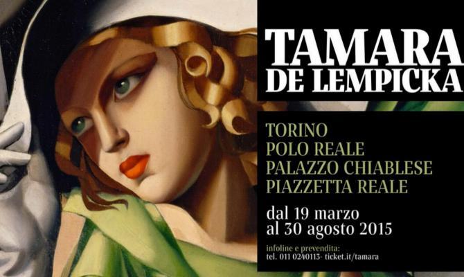 Viaggio nell'eros e nella moda con Tamara de Lempicka