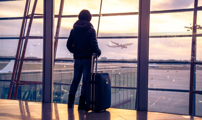 Aeroporti, viaggiare, attesa, vacanza
