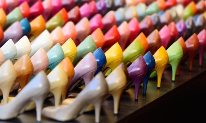 Scarpediem, storie di scarpe femminili