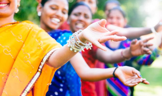 Bollywood Dance, a scuola di danza indiana