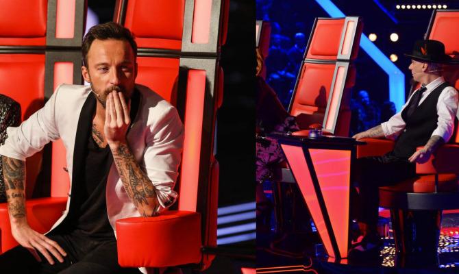 J-Ax vs Francesco; guerra di mascolinità a colpi di tatuaggi