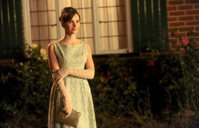 Felicity Jones in La teoria del tutto