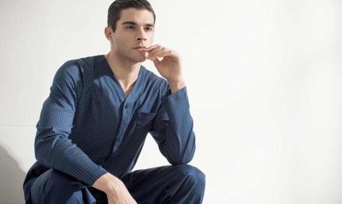 Seduzione in chiave maschile, underwear di lusso