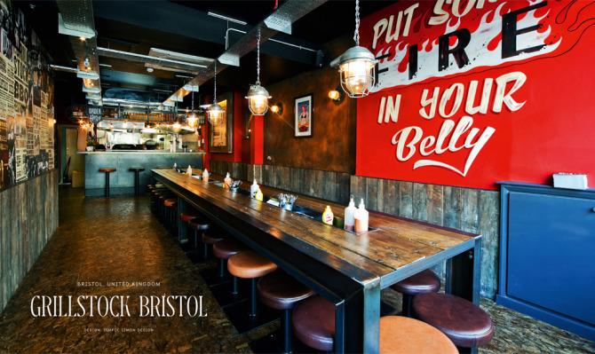 Let's go out again: bar e ristoranti di design