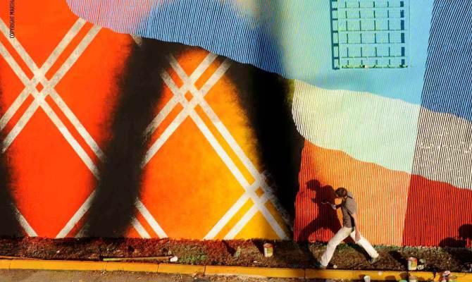 Memorie Urbane, l'arte a cielo aperto