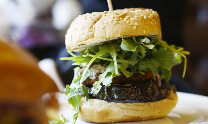 Shake Shack, cheeseburger gourmet a New York