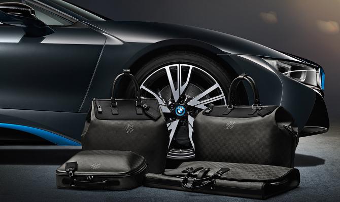 Louis Vuitton e Bmw, insieme per viaggi di lusso