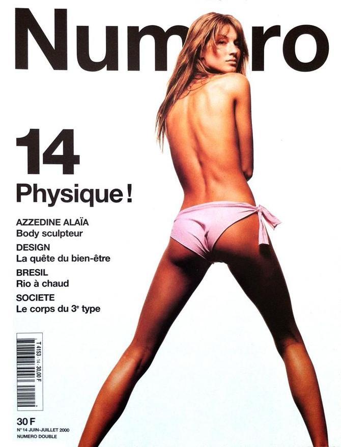 Cover Numéro