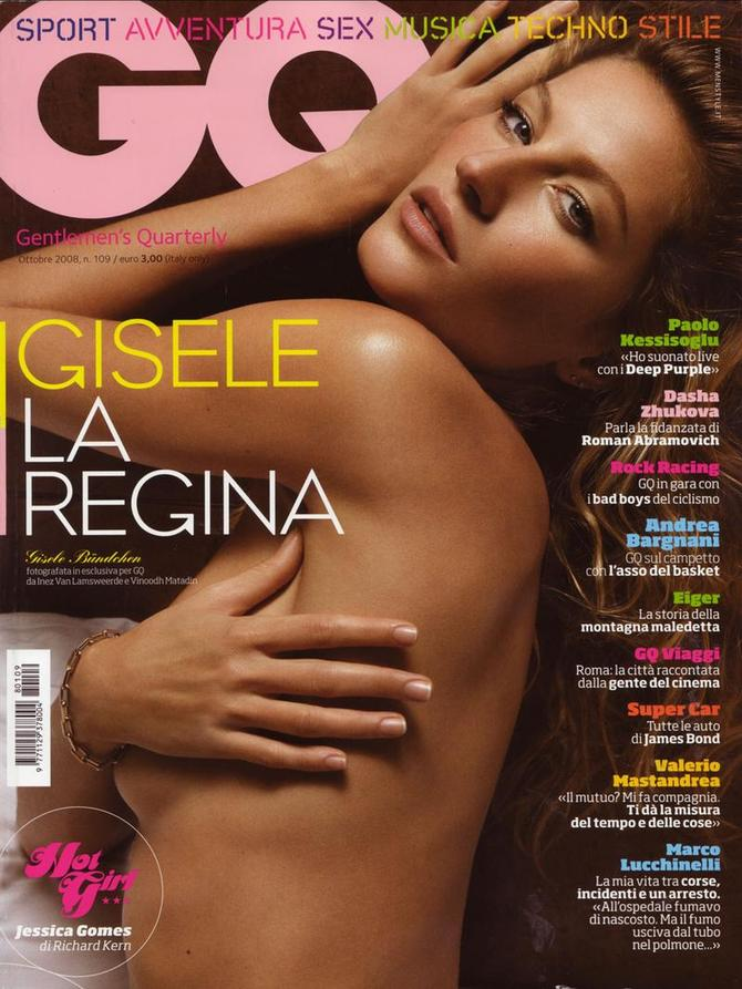 Cover GQ