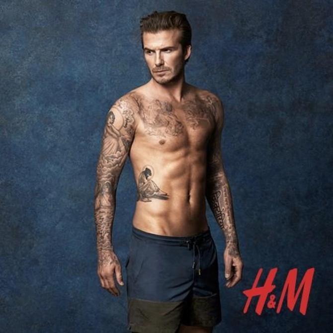 David Beckham per H&M