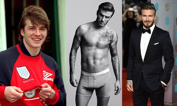 I 40 anni di David Beckham in 40 foto d'archivio