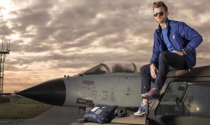Flight wear, la moda uomo che vola alto
