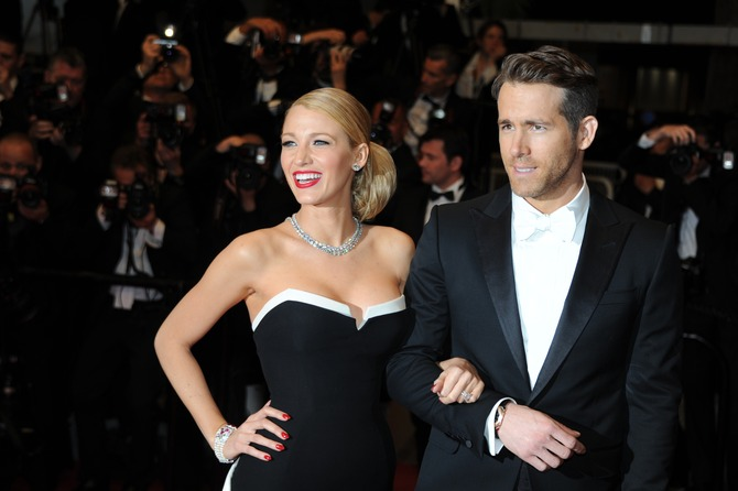 Sulla Croisette con Ryan Reynolds