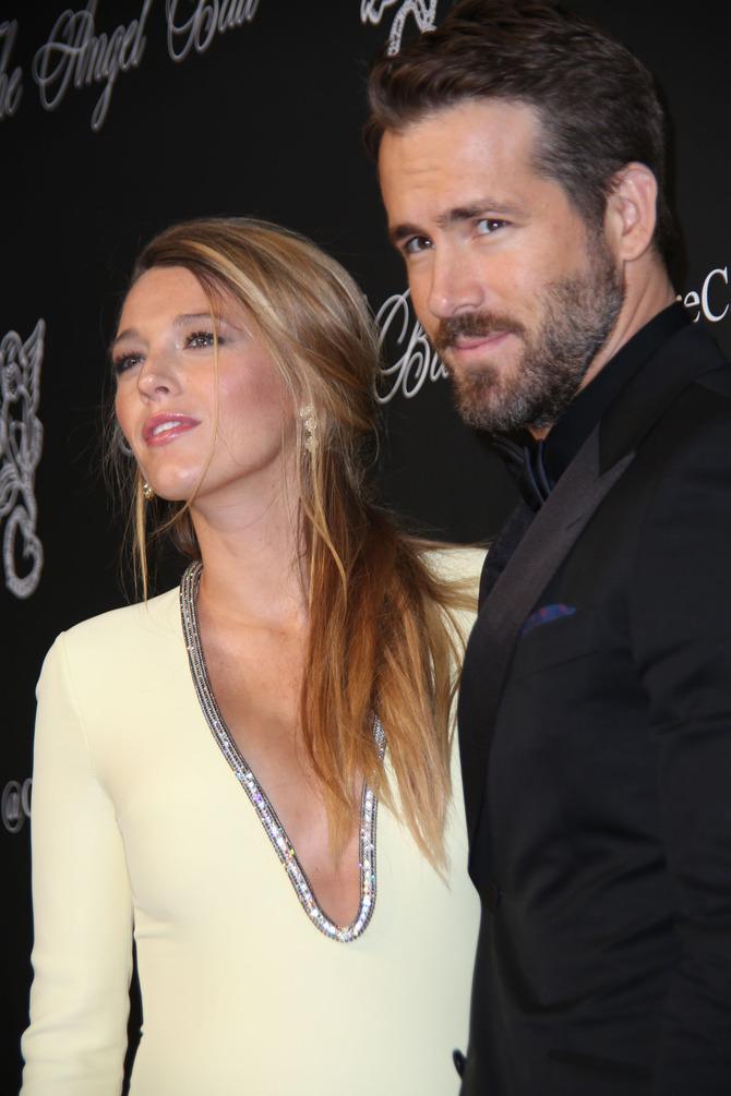 Blake Lively e Ryan Reynolds, moglie e marito