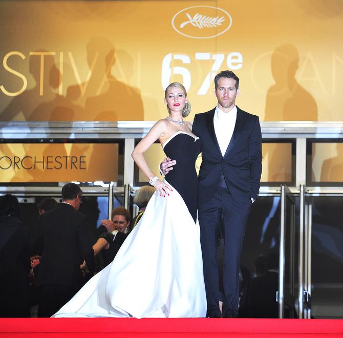 Al top del glamour sugli scalini di Cannes