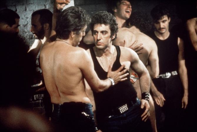 A caccia del killer degli omosessuali in Cruising (1980)
