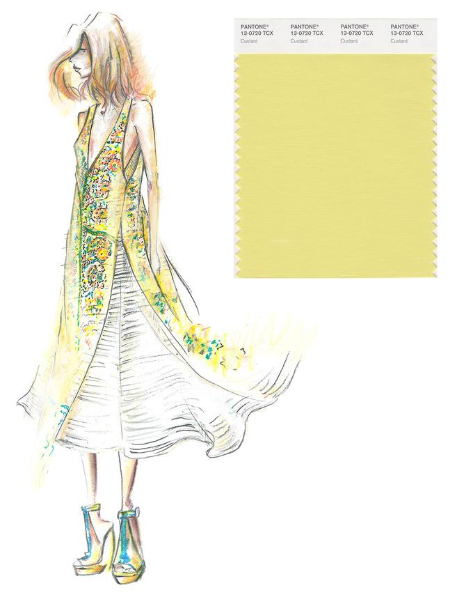 Sketch Nanette Lepore