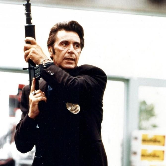 Contro De Niro nel capolavoro Heat - La sfida
