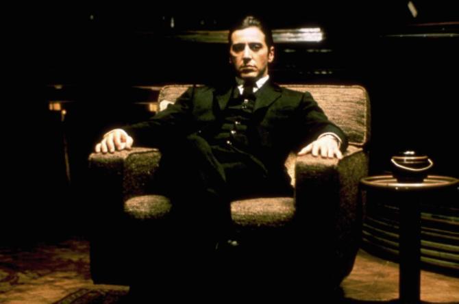 Michael Corleone - Il padrino (1972)