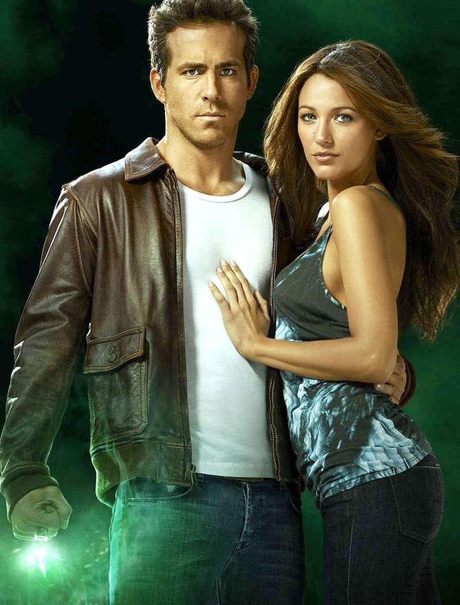 Innamorata del supereroe: Lanterna verde (2011)