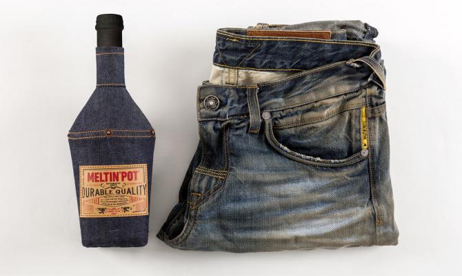 Jeans al malto