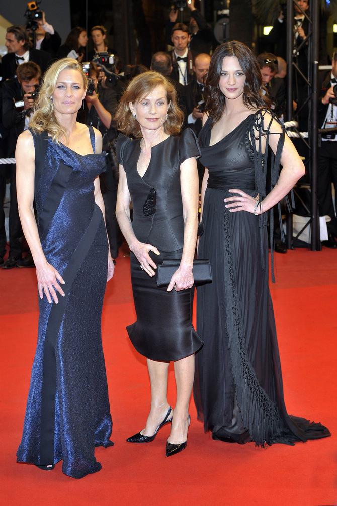 Giurata a Cannes (2009)