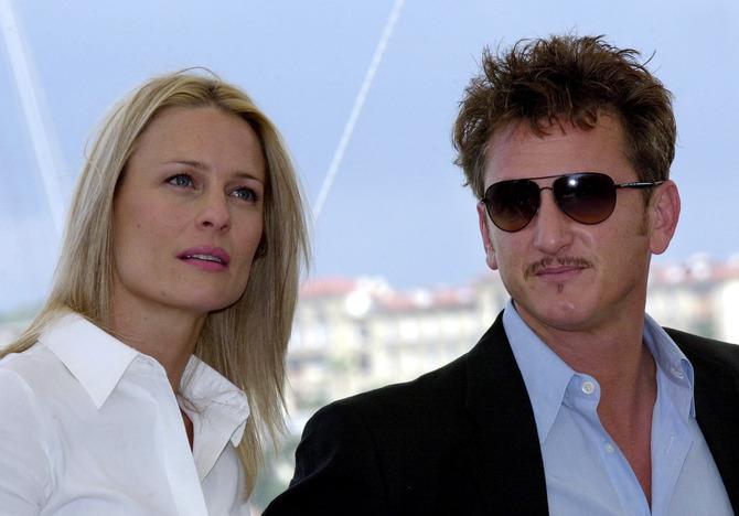 In coppia con Sean Penn
