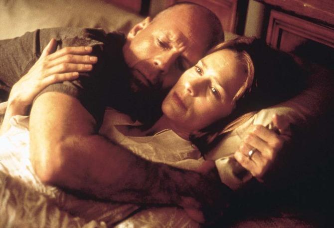 A letto con Bruce Willis